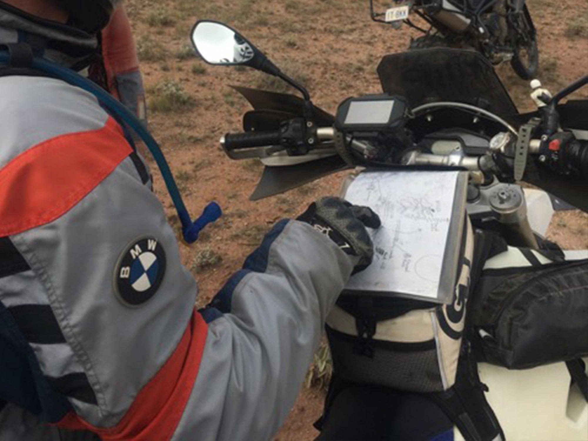 Mud maps