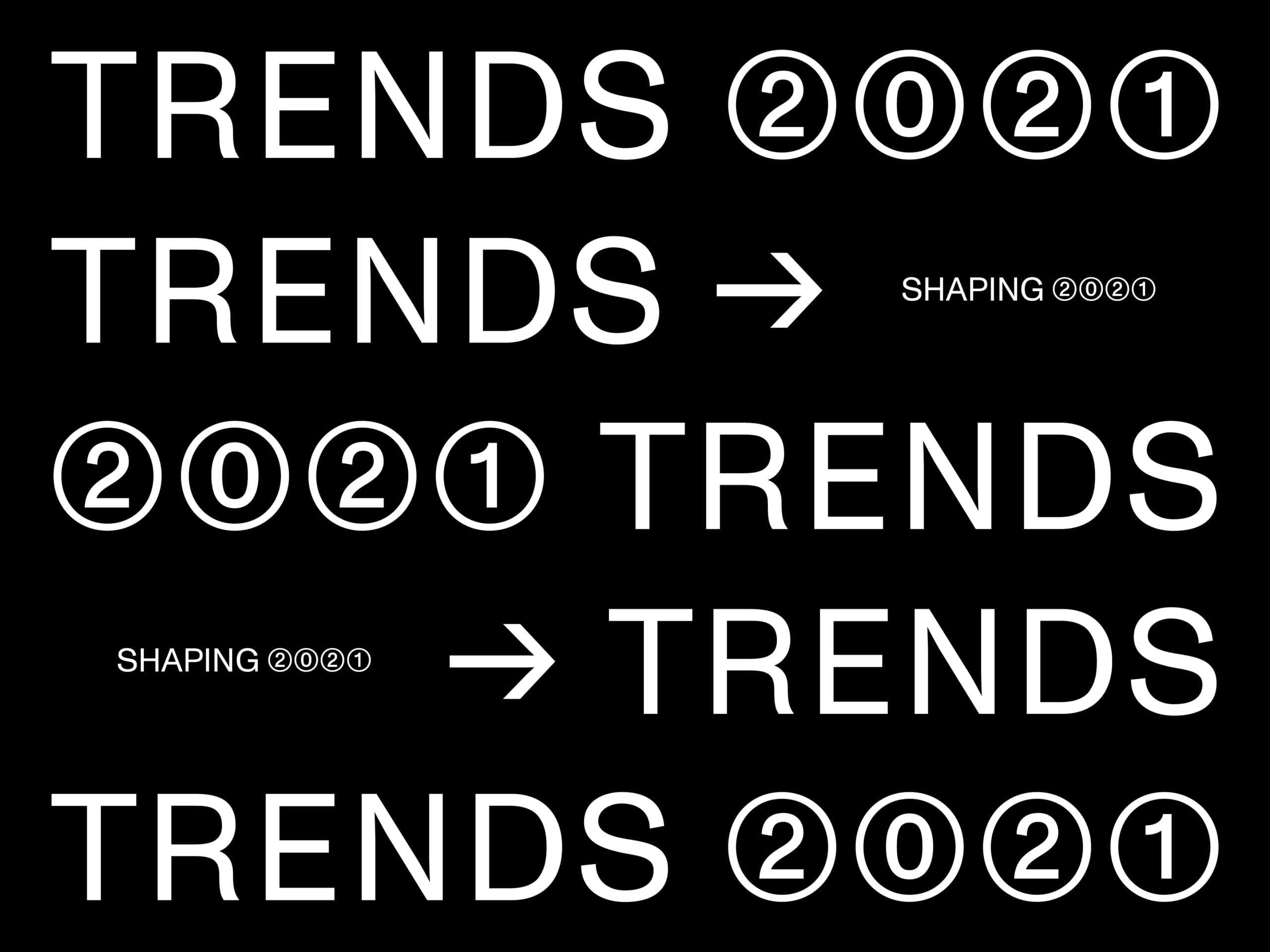 Maynard 2021 Trends